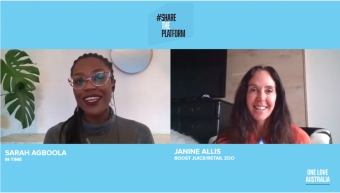 Mtime interview with Janine Allis