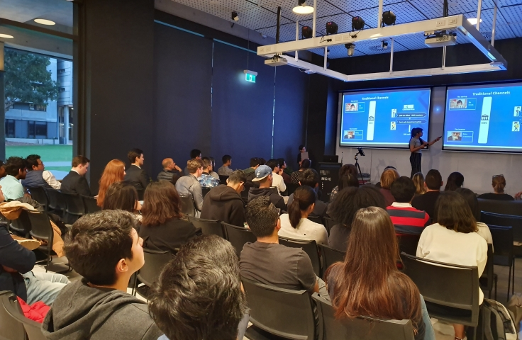October 2019 Pitch Night