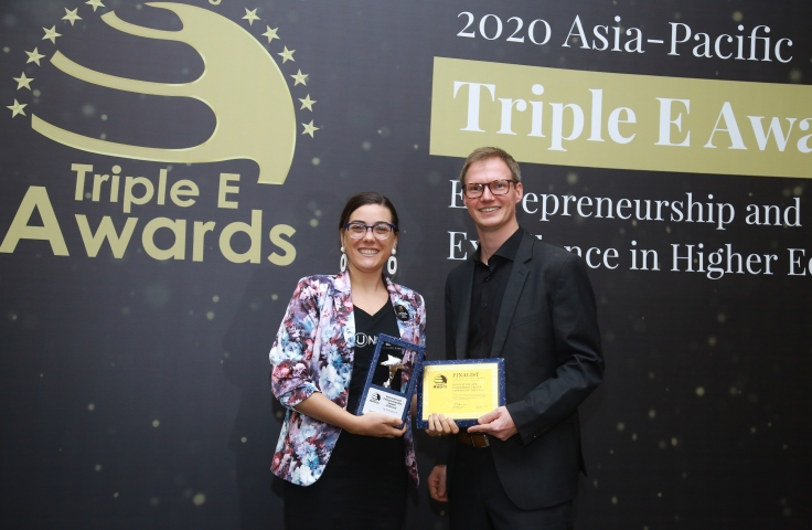 UNSW Founders at Triple E Awards